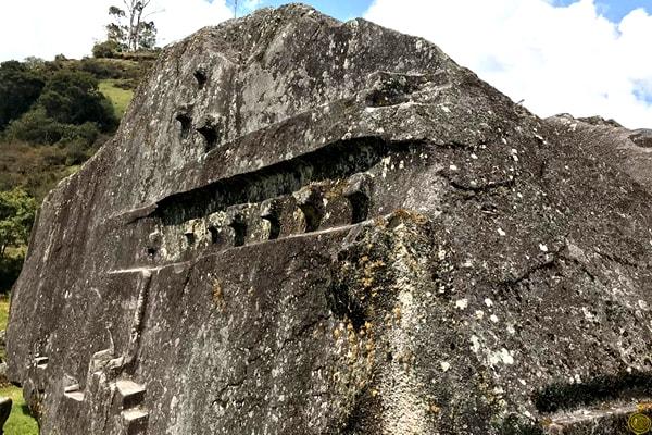vilcabamba white rock