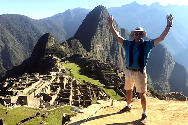 Machu Picchu Tour by Bryan Wilbert Q