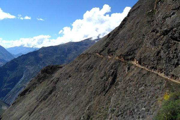 choquequirao express tour