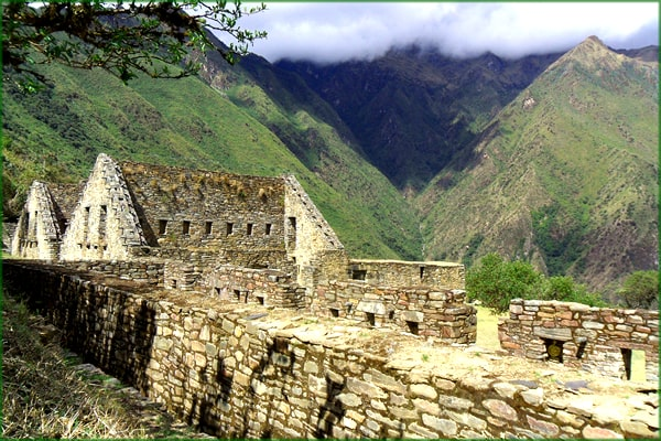choquequirao inca city