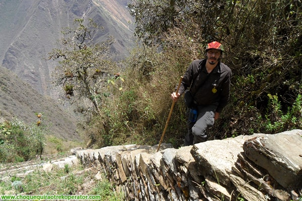 choquequirao trekking