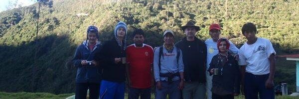 Choquequirao Vilcabamba Trekking